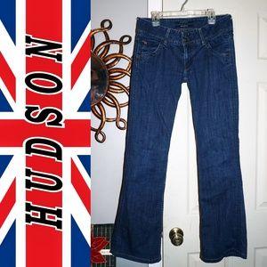 EUC Hudson Jeans, Size 27